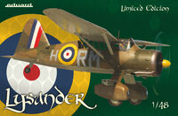 Lysander Limited Edition