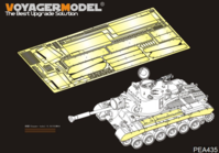 Voyager PEA442 1//35 German Leopard 2A5//A6 Track Covers