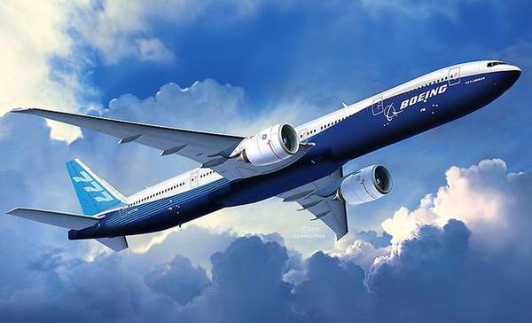 Boeing 777-300ER Revell 04945