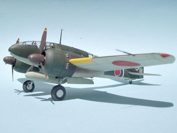 Mitsubishi Ki-46 III Type 100 Command Recon Plane (Dinah) Tamiya 61092
