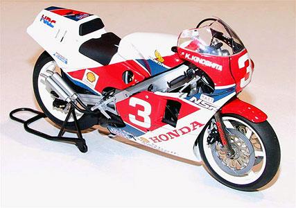 1:12 Honda NSR 500 Factory Color