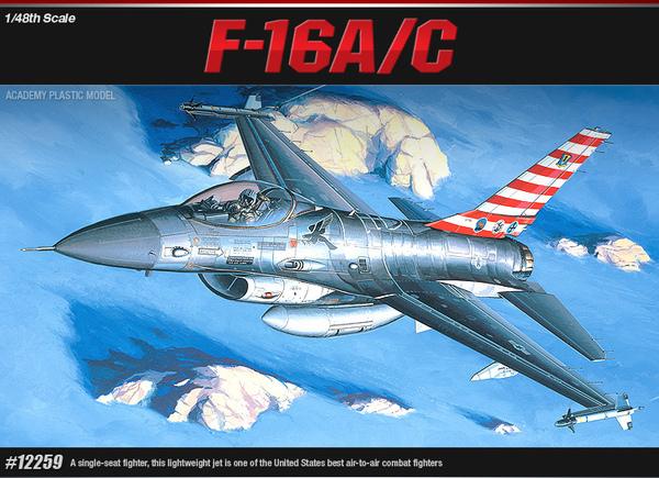 Academy F-16A//C Fighting Falcon