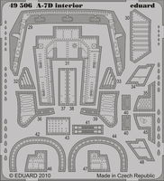 A-7D interior S.A. HOBBY BOSS - Image 1