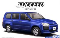 Toyota Succeed NCP160V 14