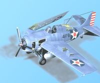 F4F-4 WILDCAT detail set Tamiya - Image 1