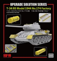 Upgrade Solution for T-34/85 Model 1944 No.174 Factory