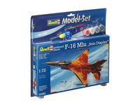Model Set F-16 Mlu Solo Display - Image 1