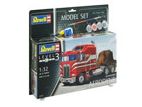 Model Set Kenworth Aerodyne