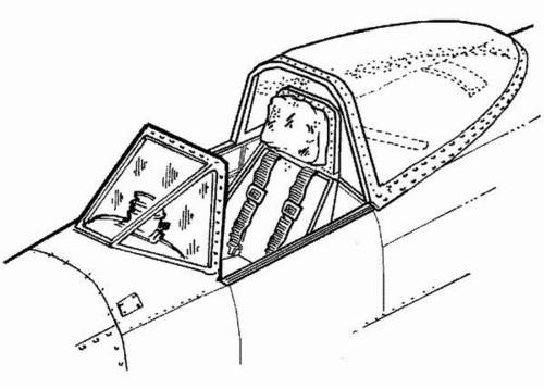 Typhoon Mk Ib Interior Aca Cmk 7022