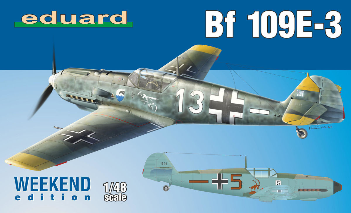 Bf 109E-3 Weekend Edition - Image 1