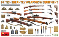 British Infantry Weapons & Equipment - Image 1