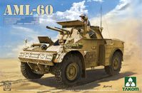 French Light Armored Car AML-60