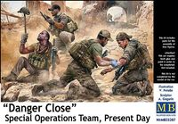 Danger Close - Special Operation Team, Present Day - Image 1