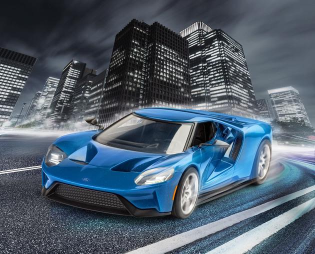 Ford Gt Model Set Image