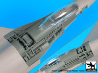 F-16 C Electronics 2 + canon  for Tamiya