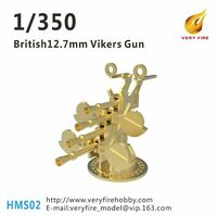 British 12.7mm Vickers Gun (8 sets)