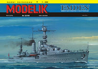 EMDEN GERMAN LIGHT CRUISER FROM W.W. 2 ND