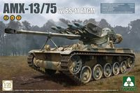 AMX-13/75 SS11 ATGM French Light Tank