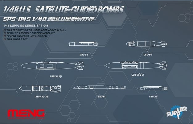 U.S. Satellite-guided Bombs - Image 1