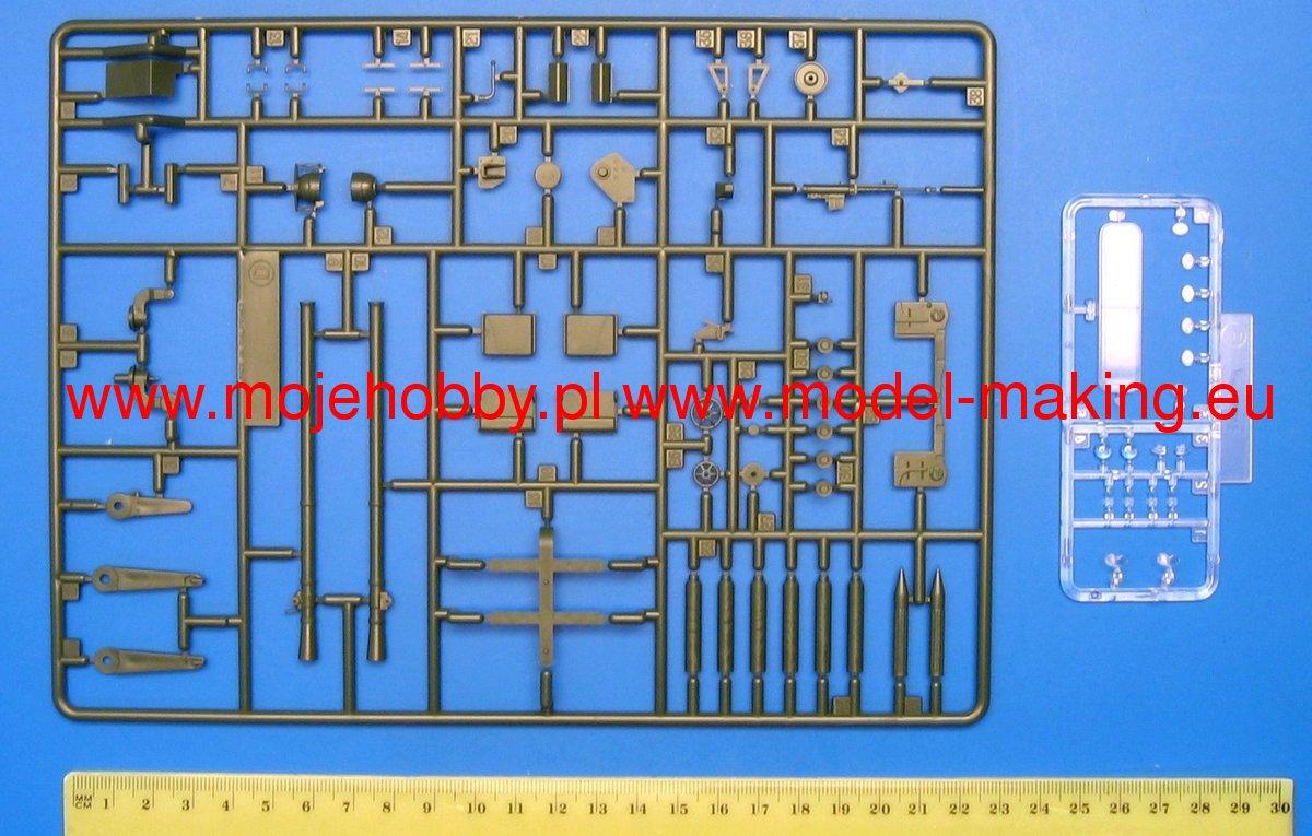 M151a1 W 105mm Recoilless Gun Academy 13003 Wiring Diagram 1 Aca13003 3