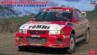 Mitsubishi Lancer Evolution VI 1999 Rally New Zealand Winner