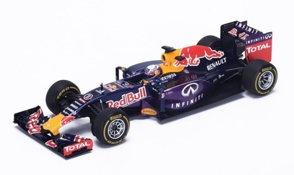 Red Bull RB11 #3 Daniel Ricciardo 6th Australian GP 2015 - Image 1
