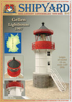Gellen Lighthouse nr48 skala 1:87
