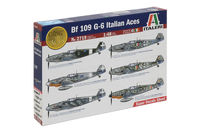 Bf 109 G-6 Italian Aces - Image 1