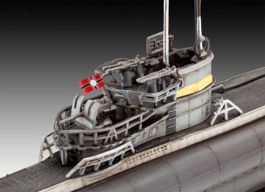Kuvahaun tulos: revell German Submarine Type VII C/41