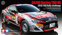 Gazoo Racing TRD 86 (2013 TRD Rally Challenges)