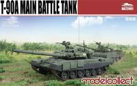 T-90A Main Battle Tank (welded turret)