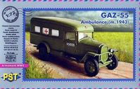 Gaz-55 Ambulance (m.1943)