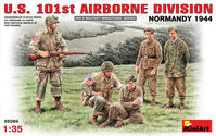 U.S. 101st AIRBORNE DIVISION  (NORMANDY 1944) - Image 1