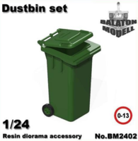 Dustbin set (1pcs.) - Image 1