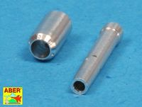 German early 75mm KwK.37 L/24 barrel for Pz.III Ausf.N and Pz.IV Ausf.A-E - Image 1
