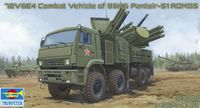 72V6E4 Combat Vehicle of 96K6 Pantsir-S1 ADMGS