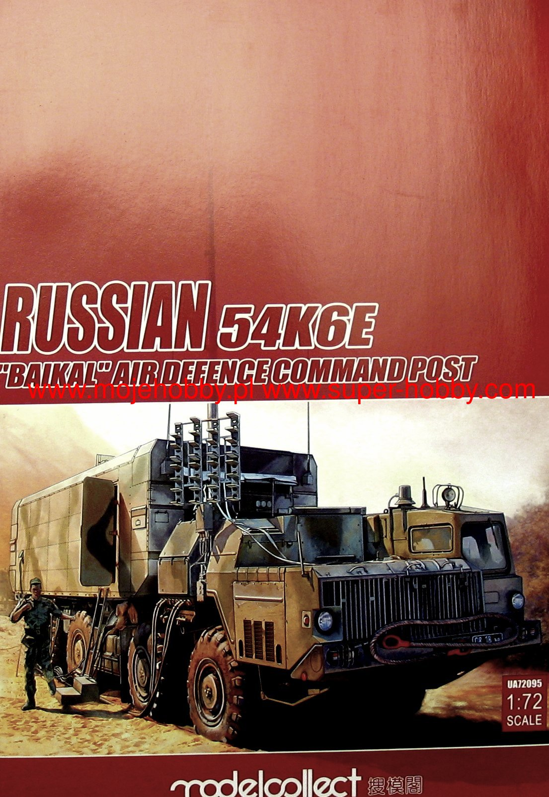 Russian 54K6E