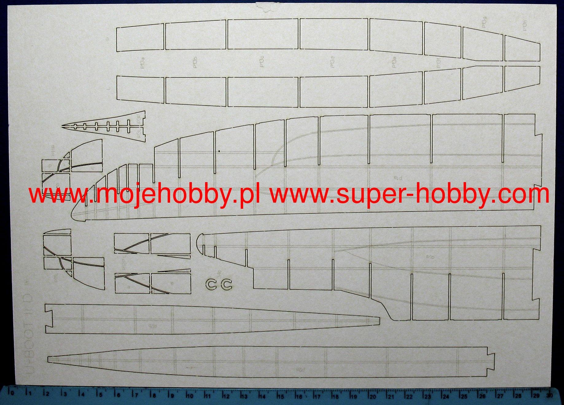 u 141 u boot typ iid zestaw model i wr gi gpm 0346 rh super hobby com 3-Way Switch Wiring Diagram Basic Electrical Schematic Diagrams