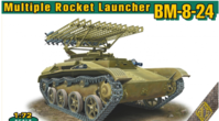 BM-8-24 multiple rocket launcher - Image 1