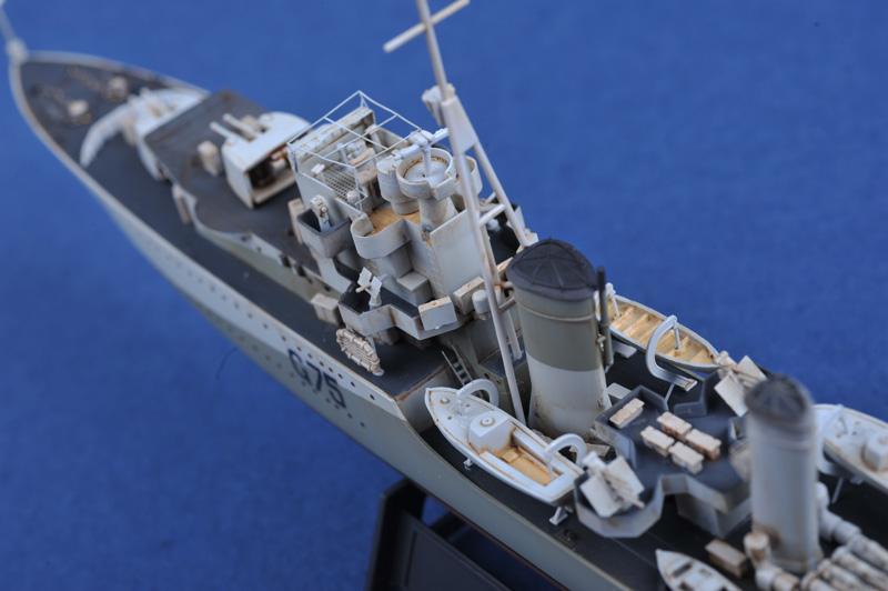 Trumpeter 1//350 05331 HMS Destroyer Eskimo 1941