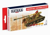 HTK-AS26 Corrosion & rust weathering effects set