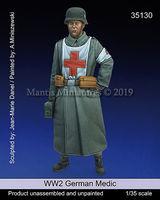 DDAY MINIATURE GERMAN DRK NURSE 1939//45 WWII Scala 1//35 Cod.35016