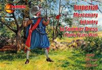 Imperial Mercenary Infantry in summer dress