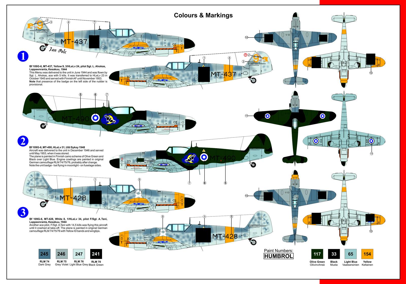 """Kuvahaun tulos haulle az models Messerschmitt Bf 109G-6 Late  """"Over Finland"""""""