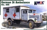 German 3t Ambulance (Kfz.305) - Image 1