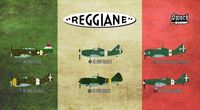 Reggiane Fighter 6szt / 6pcs - Image 1