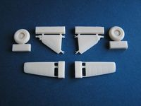 Mi-8/17 upgrade ((undercarriage, horizontal stabilizer) for Hobby Boss - Image 1
