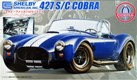 Cobra 427SC (with engine)