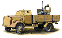 Opel Blitz 3 t. with Armoured cab - Image 1