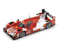 Rebellion R-One-Toyota Rebellion